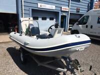 Mercury Rigid Inflatable Boat