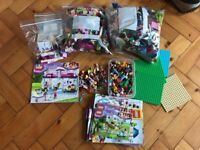 Huge Bundle of Lego Friends Bricks etc etc!