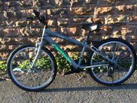 New Falcon Cyclone 24-Inch Bike RRP £245