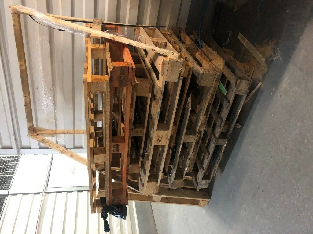 FREE wooden pallets - collection only - *GLASGOW city ...
