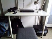 IKEA ADILS desk for sale