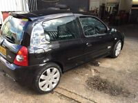 2004 RENAULT SPORT CLIO 2.0 182 83,000 MILES WITH HISTORY