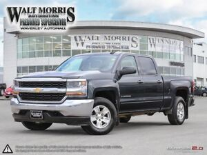 2017 Chevrolet Silverado 1500 LT: ONE OWNER, ACCIDENT FREE, AND