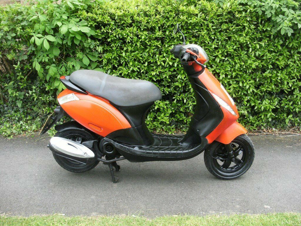 piaggio zip 50cc scooter*comes with 12 months mot* 07 plate 15,000