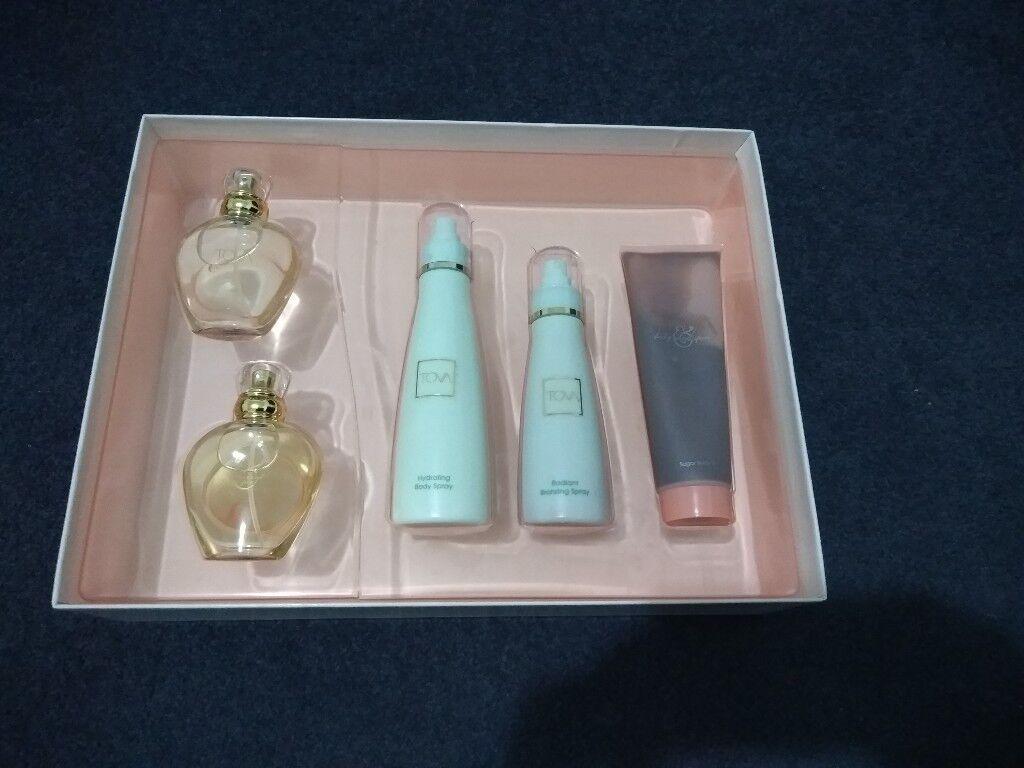 Tova Perfume gift set