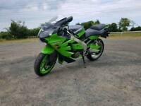 Kawasaki Ninja ZX6R - 2001 - 12 Months M.O.T. - Lovely Bike