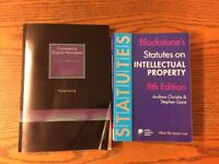 Law Books - Intellectual Property and Dispute