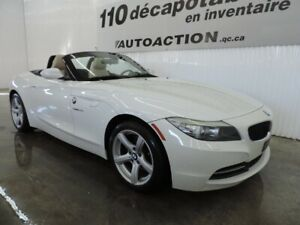 2009 BMW Z4 DÉCAPOTABLE - XÉNON - CUIR TAN