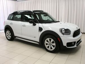 2018 MINI Cooper Countryman ALL4 AWD w/ HEATED SEATS, DUAL MOONR