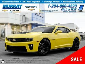 2015 Chevrolet Camaro ZL1 *OnStar, Remote Start, Heated Seats*
