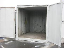 10ft x 8ft Steel Site Storage FOR SALE ONLY £995+VAT shipping container portable cabin shed store
