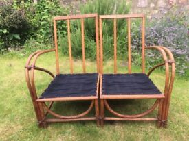 Rare Lusty garden/conservatory chairs