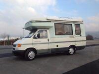 1998 VW CLUBMAN GL AUTOSLEEPER 2.5 TDI 52,000 MILES-NEW MOT AND HABITATION CHECK
