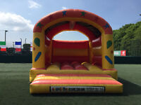 Commericial Grade Huge Bouncy Castle 15x18ft