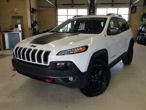2014 Jeep Cherokee TRAILHAWK.NAV.TOIT PANO.CAMÉRA.CUIR.