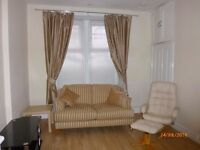 Spacious bright & fresh 1 bedroomed furnished flat