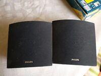 Philips 20 Watt speakers