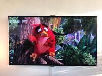 """Samsung Smart TV UE55ES8000 55"""" 3D 1080p HD LED Internet TV"""