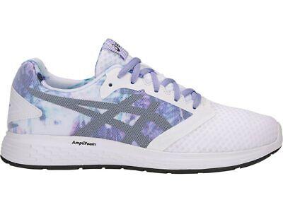 ASICS Women's Patriot 10 Print Running Shoes 1012A236