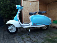 1960 LAMBRETTA LI125 SERIES 2, GOOD RUNNER