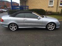 Pristine Mercedes Clk for sale!