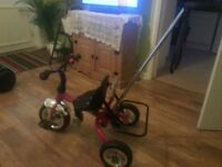 Tricycle push a long