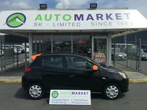 2014 Mitsubishi Mirage DE AUTO, BLUETOOTH! WARRANTY