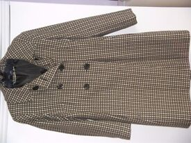Principles winter coat, petite size 16