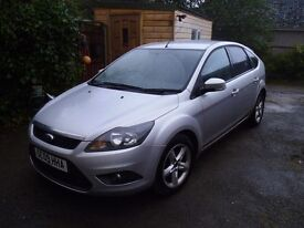 2009 Ford Focus 1.8 td Zetec long MOT and Tax