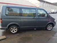 VW Transporter shuttle 1.9TDi 2007 (57) reg 9 seater