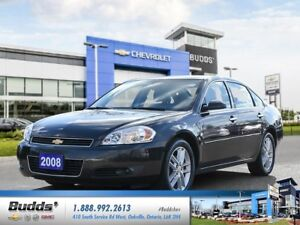 2008 Chevrolet Impala LTZ SAFETY AND RECONDITIONED