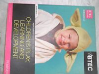 Children`s Play, Learning and Development. Student Book 1