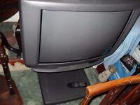 "TV - 29"" SANYO FREESTANDING NEEDS ATTENTION- FREE ."