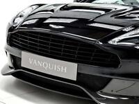 Aston Martin Vanquish V12 (black) 2016-10-17