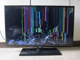Samsung Smart TV UE32F5000AK Faulty Television - Calls only