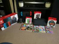 Massive Nintendo switch bundle