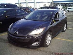 2011 Mazda MAZDA3 SPORT 5SPD!!! FULLY LOADED!!! HATCH!!! LEATHER