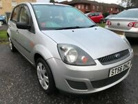 ★ £30 Tax ★ OCT 2006 Ford Fiesta Style Diesel Tdci 1.4 5dr, FULL SERV HIST, VERY LONG MOT, eg astra