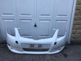 Genuine Toyota Avensis Front Bumper 2009-2013