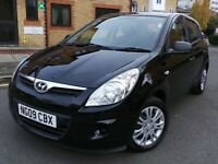 Hyundai i20 1.2 Classic 5dr£2,999 p/x welcome 6 MONTHS WARRANTY INCLUDED