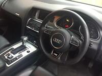 Audi Q7 steering wheel retrofit