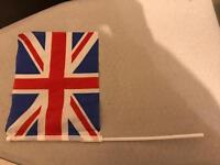 Union Jack small flag FREE