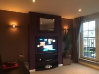 Modern 1 Bed Flat + Spare Room + Free Sky TV + WIFI - The Shore