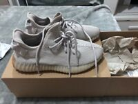 4795f181f8f82 Brand New Tags and Receipt Yeezy Boost 350 v2 Sesame -Size UK 9