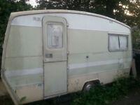 Caravan Storage Unit or spares or repair.