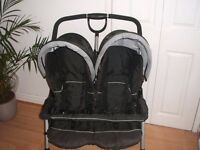 Mothercare Double Buggy