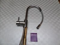 Cooke and lewis saru pull down mixer tap