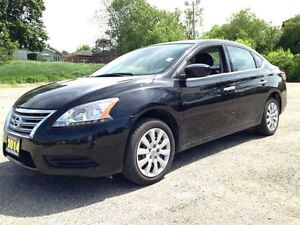 2014 Nissan Sentra S| BLUETOOTH| CRUISE CONTROL| A/C| 57,542KMS Kitchener / Waterloo Kitchener Area image 3