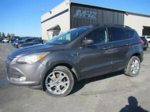2013 Ford Escape SE AWD - Full - GPS - Cuir - Mags 18'' - ETC!