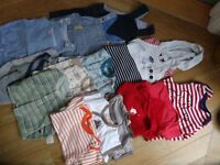 LARGE BUNDLE OF Quality Boys clothes - 3 – 9 months (16 Items)